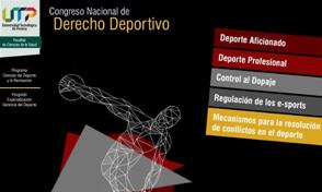 Congreso Nacional en Derecho Deportivo