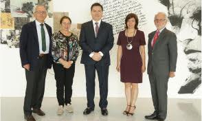La UTP firma convenio de cooperación e investigación con instituto alemán