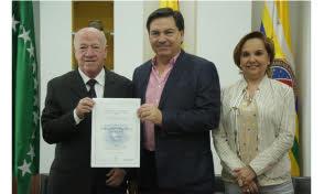 Reconocimiento a la UTP y a la gestión del rector por parte de COPESA