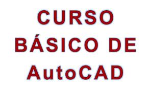 Curso básico de Autocad