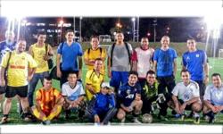 Miércoles de fútbol sala en la UTP