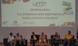 Seminario: La Formación Deportiva para Altos Logros