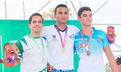 Dos medallas en Juegos de Mar y Playa