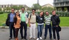 Estudiantes Doctorado en UNESCO