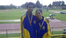 Estudiantes medallistas en Campeonato Nacional Interclubes