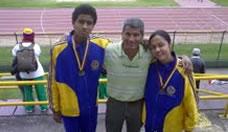 Estudiantes medallistas