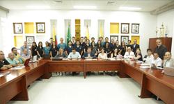 """UTP exalta a estudiantes y a la Facultad de Ciencias de la Salud por su participación en el """"Voluntariado de Paz"""""""