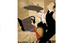 Exposición: Feuilleton, Ilustraciones de Jean-François Martin (Francia)