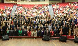 Ceremonia de Graduación 21 de octubre de 2016