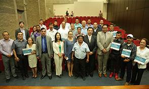 Graduación del Diplomado en Desarrollo Tecnológico Hortícola