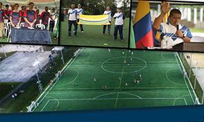 Boletín Escenarios Deportivos del mes de octubre