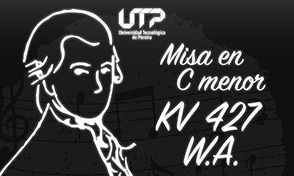 Concierto de W.A Mozart. Misa en C menor