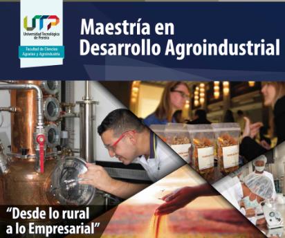 Abiertas las inscripciones de la Maestría en Desarrollo Agroindustrial