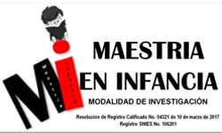 Apertura Maestría en Infancia UTP (Nuevo calendario de inscripciones - Descuento en matrícula)