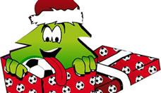 Deseos navideños e invitación