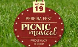Este sábado llega el primera Picnic Musical