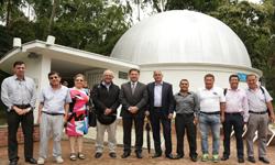 Planetario de la UTP, más cerca de las estrellas