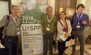 Profesor UTP  participa en el  XVIII Congreso Mundial de Ciencias Prehistóricas y Protohistóricas