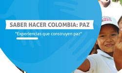 Saber hacer paz en Colombia