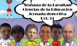 Jornada deportiva - Semana de la Facultad de Ciencias de la Educación