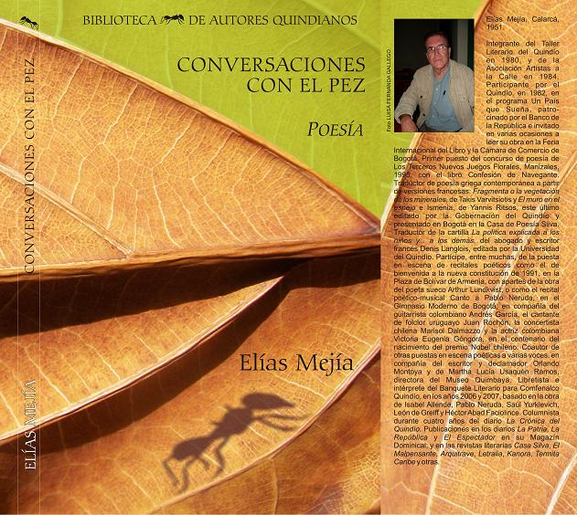 Elías Mejía - Conversaciones con el pez